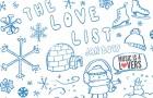 The Love List — Top 20 Tracks January 2017