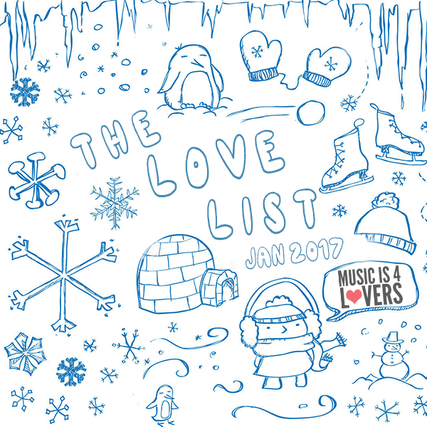 love list jan 17