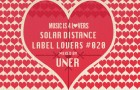 Solar Distance – Label Lovers #020 mixed by UNER