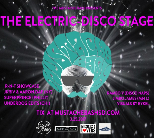 ElectricDiscoBashFlyer