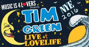 Tim Green Live at Lovelife NYE 2016