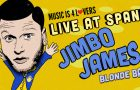 Jimbo James Live at Spank — Blonde Bar, San Diego; May 6, 2017 [MI4L.com]