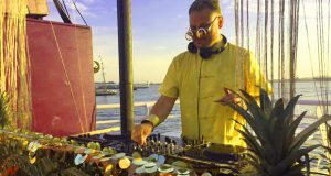 Jimbo James Live at Lovelife – The Golden Cruise Boat Party